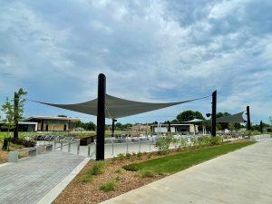 9. Johnston Town Center July 2021 Progress