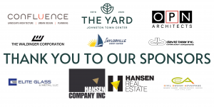 'The Yard' Grand Opening Sponsors BannerUPDATED